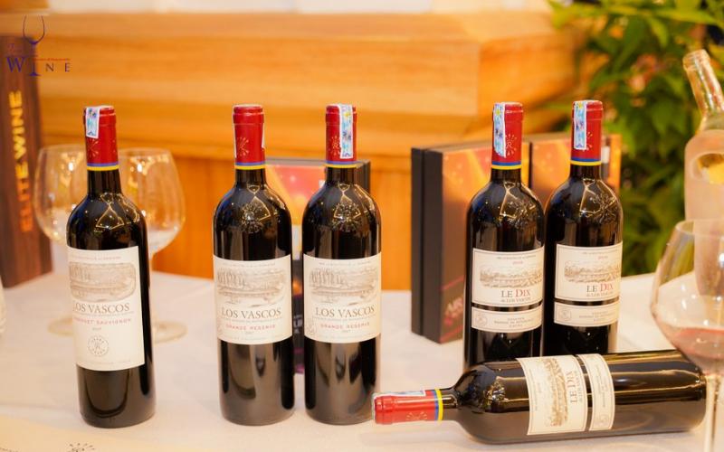 Lưu ý vàng khi chọn rượu vang nhập khẩu ở Bình Dương