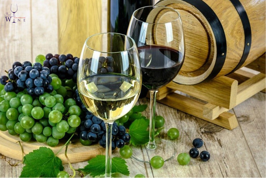 Giá rượu vang Pháp nhập khẩu