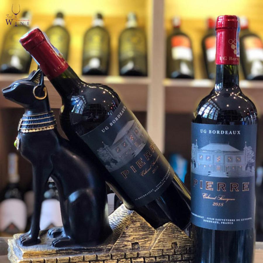 rượu vang pháp nhập khẩu