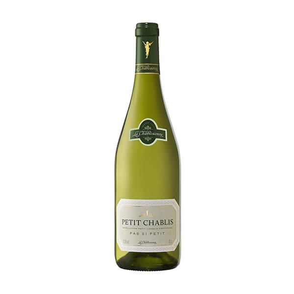 Rượu vang trắng Petit Chablis Pas Si Petit Chardonnay
